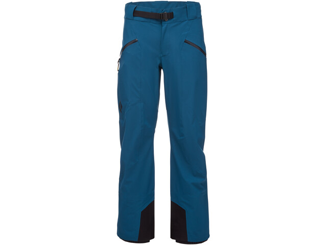 Black Diamond Recon Pantalones Esquí Elásticos Hombre, midnight